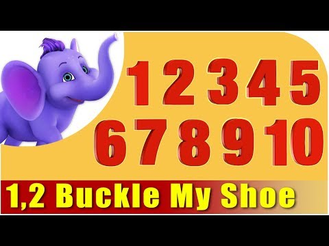 1, 2 Buckle My Shoe | Hindi Rhymes from Appuseries (4K)