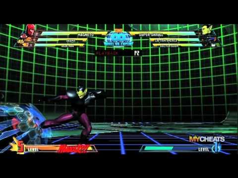 How to Beat Your Friends at Marvel vs. Capcom 3 - Part 5: Advancing Guard
