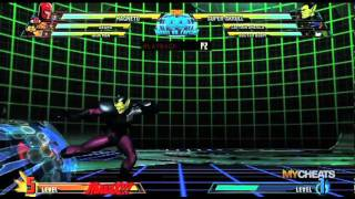 How to Beat Your Friends at Marvel vs. Capcom 3 - Part 5: Advancing Guard