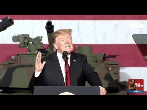 URGENT 🔴 President Donald Trump EXPLOSIVE Speech at Factory in Lima Ohio
