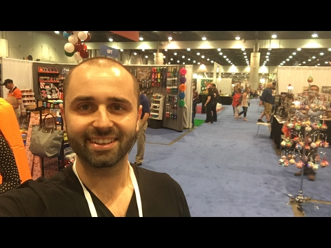 Walking The ASD Wholesale Trade Show Las Vegas 2017