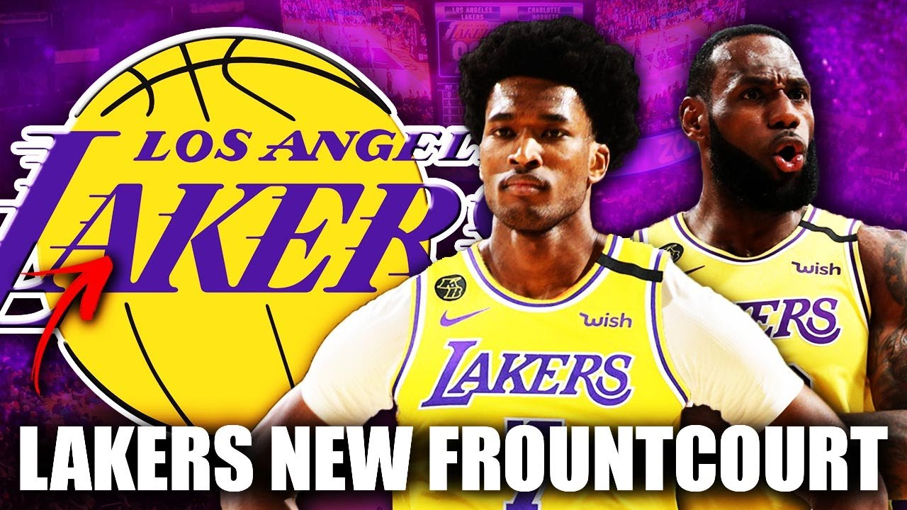 Lakers sign Damian Jones to 10-day contract with Anthony Davis ...