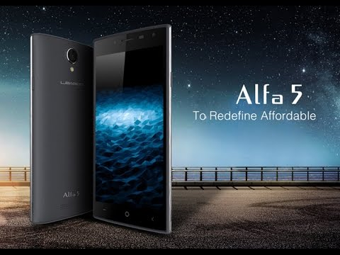 Image result for LEAGOO ALFA 5