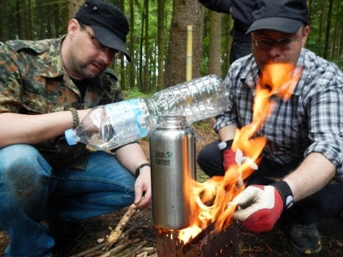 Bushcraft Survival advanced Kurs Bavaria, Bayern