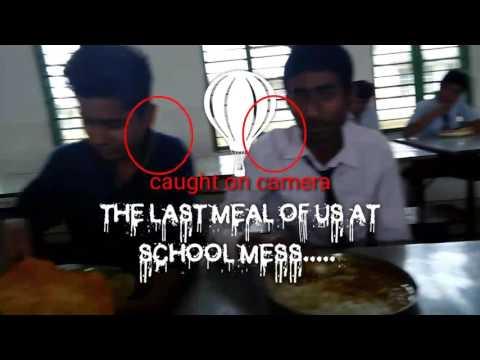 Stilling egg from friend plate.. At jnv goLpara..Assam(india)VRY.. FUNNY..
