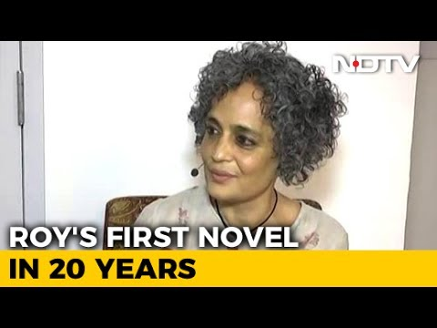 It's About 'The Air We Breathe In India': Arundhati Roy On Her Novel