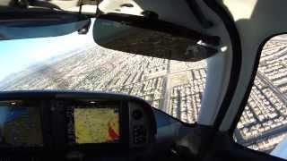 Landing KHND Henderson Executive Airport SR20GTS