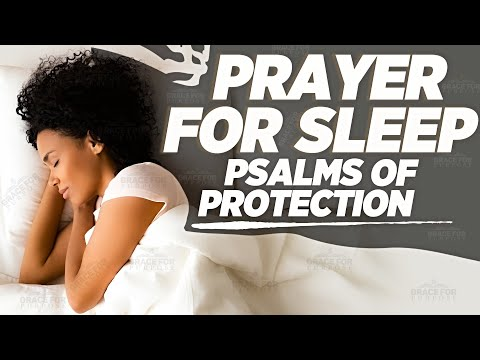 A Heartfelt Prayer Before You Sleep | Psalms of Protection At Night For Peaceful Sleep! ᴴᴰ