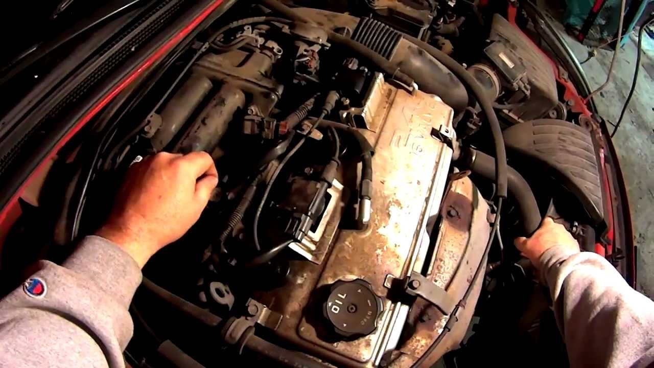 How to test and change a Coil pack on a Automobile  YouTube