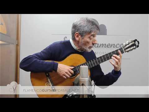 """Carles Trepat plays """"La Invencible"""" by Antonio de Torres 1884. """"Antonio  Vargas Heredia"""""""
