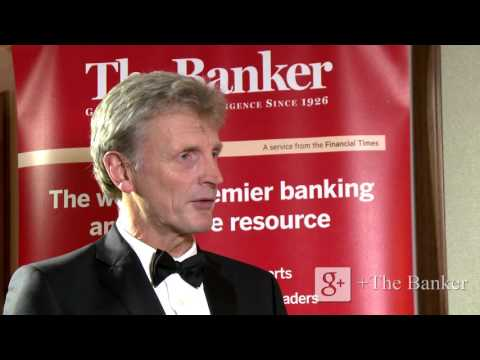 The Banker's Investment Banking Awards 2015   with Robin Phillips