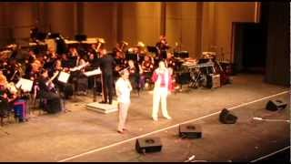 Jim Nabors/Jimmy Borges - MARFORPAC Band - Little Drummer Boy - Na Mele o na Keiki (2011)