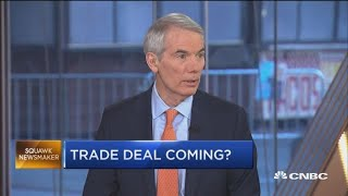Senator Rob Portman: Trade deal must hold China accountable