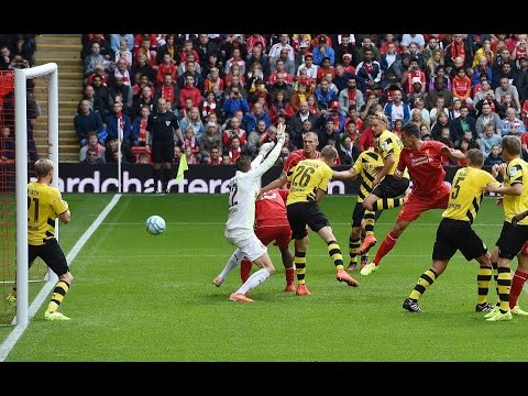 Liverpool vs Borussia Dortmund 4:0 All Goals And [FULL MATCH] - 2014 HD