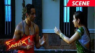 Aksha Paradsany And Sonu Sood Romantic Scene - Kandireega Movie Scenes