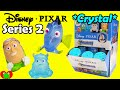 Disney Pixar Mashems Series 2 Full Set Crystal Edition