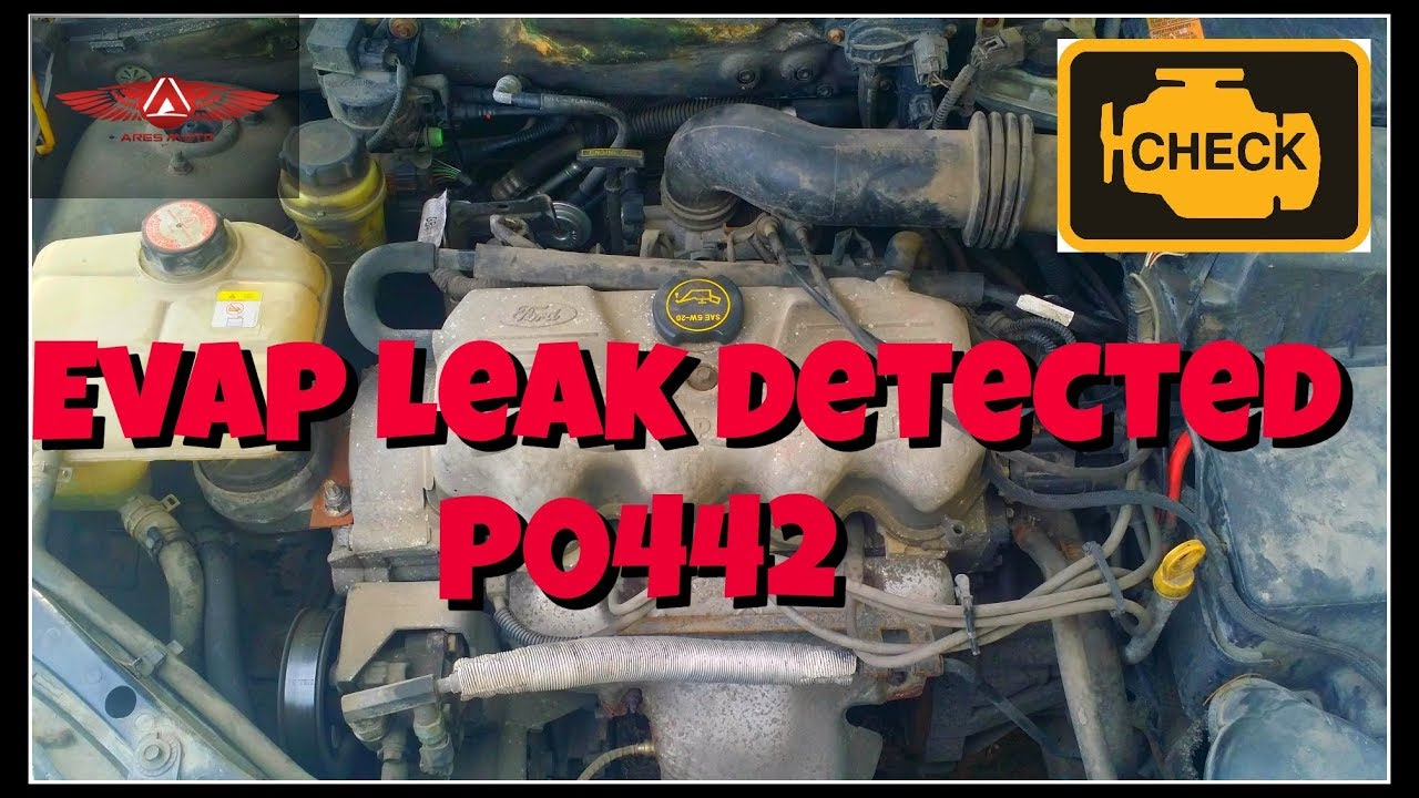 Ford Focus Common Evap Leak Problem On 2L Engines and Fix