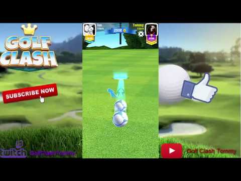 Thanksgiving Golf Clash Tour