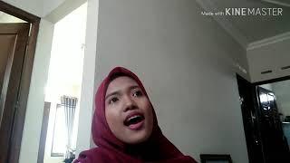 "Cover lagu Hanin dya 'Suatu saat nanti"""
