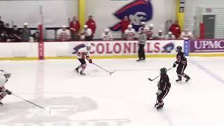 PIHL Semifinals Hockey Highlights of Indiana vs Bishop McCort