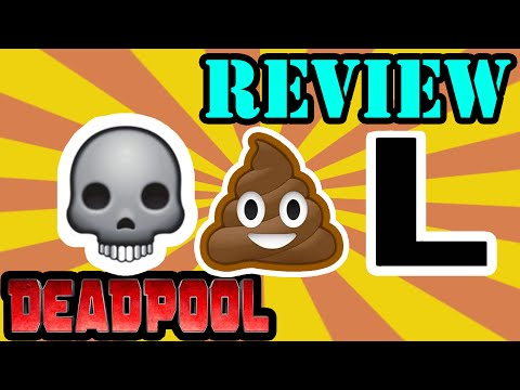 DEADPOOL MOVIE RATED R FOR REVIEW