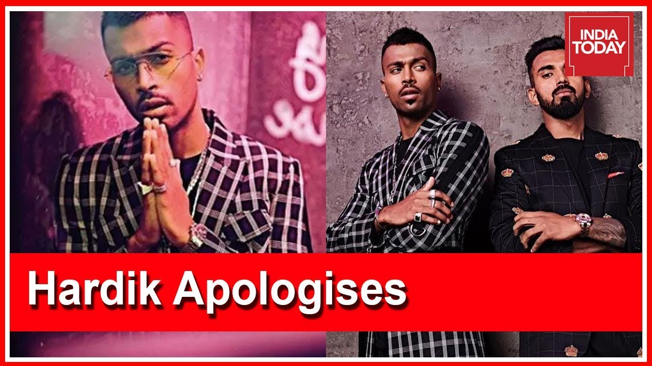 WATCH: Hardik Pandya Makes Sexist, Racist Comments On Koffee With Karan