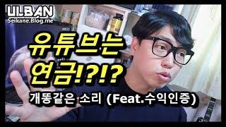 유튜브 연금론이 개똥같은 소리인 이유 (Feat.수익인증 and 침착맨 이말년)