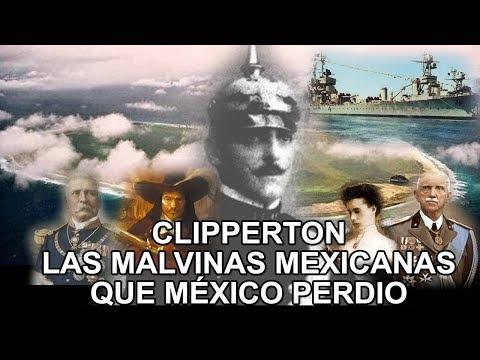 Clipperton - La Isla que México perdio