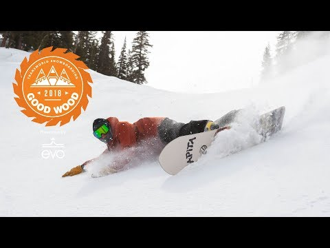 Inside the 2018 Good Wood Snowboard Test - Results Online Now