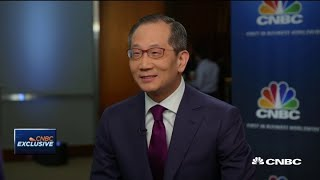 Watch CNBC's full interview with The Carlyle Group co-CEO Kewsong Lee