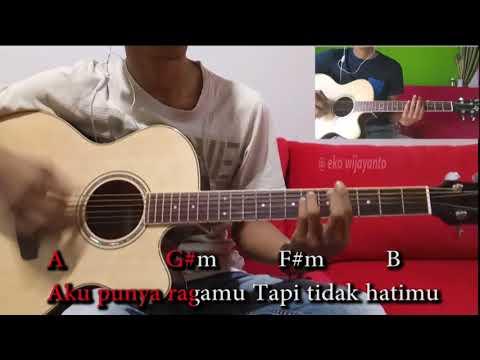 Asal Kau Bahagia - Armada - Cord Lyrics