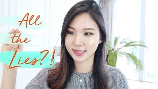 ⁉️Beauty Myths • Skincare Q&A | Comedogenic Ingredients, Apple Cider Vinegar, Anti-aging Skincare
