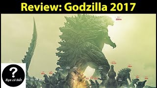 REVIEW: Godzilla Planet Of The Monsters (2017) | Review #5 || Bạn Có Biết?