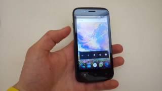 мой новый телефон DIGMA A10 3G