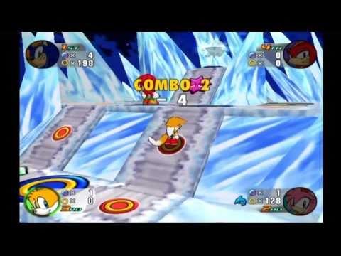 Sonic Shuffle - Sega Dreamcast - Emerald Coast