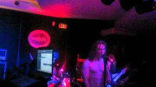 faithless messiah, seventh siren, le mood s, live, en concert, 2012