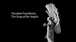Jerusalem Lights Parashat Vayishlach 5781: The Song of the Angels