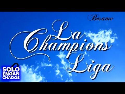 Enganchados La Champion Liga - Grandes Exitos Megamix