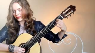 Michelle performed by Tatyana Ryzhkova
