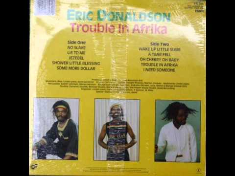 Eric Donaldson Trouble in Afrika  A Tear Fell