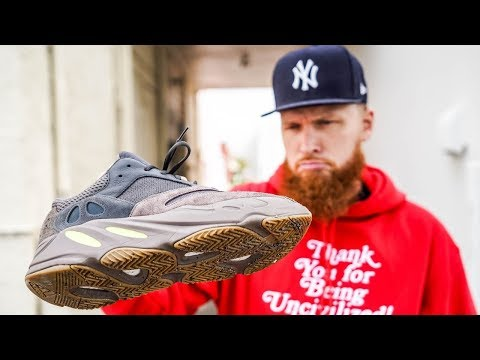 update: AFTER WEARING THE ADIDAS YEEZY 700 MAUVE FOR 1 MONTH! (Pros & Cons)