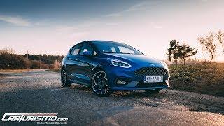 Ford Fiesta ST 2019 test PL Pertyn Ględzi