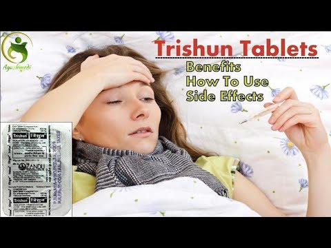 Trishun Tablets,Benefits, Price, How To Use, Side Effects Ayushmedi