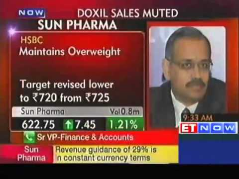 Will achieve revenue guidance of 29% in FY14: Sun Pharma