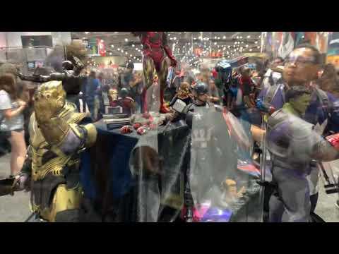 San Diego Comic Con 2019 - Sideshow Figurines