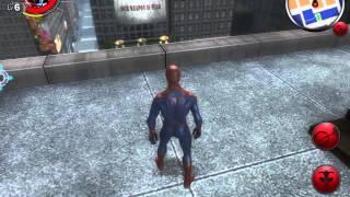 Frozen Amazing spiderman ISO walk through Ep 8