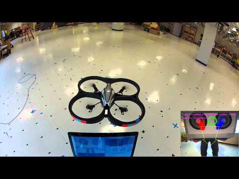 AR Drone Target