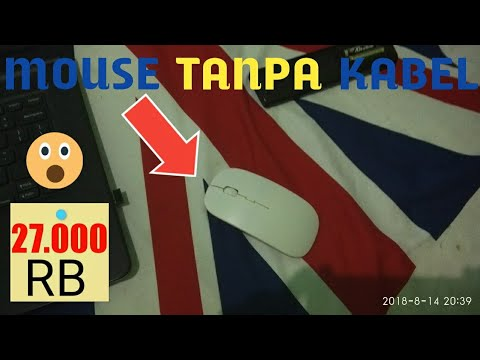 Mouse Wireless 27.000 RB - UNBOXING LUMIN M1 - INDONESIA