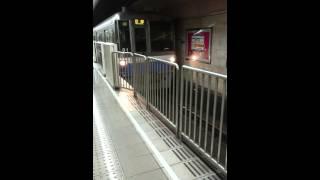 天神駅にて撮影.