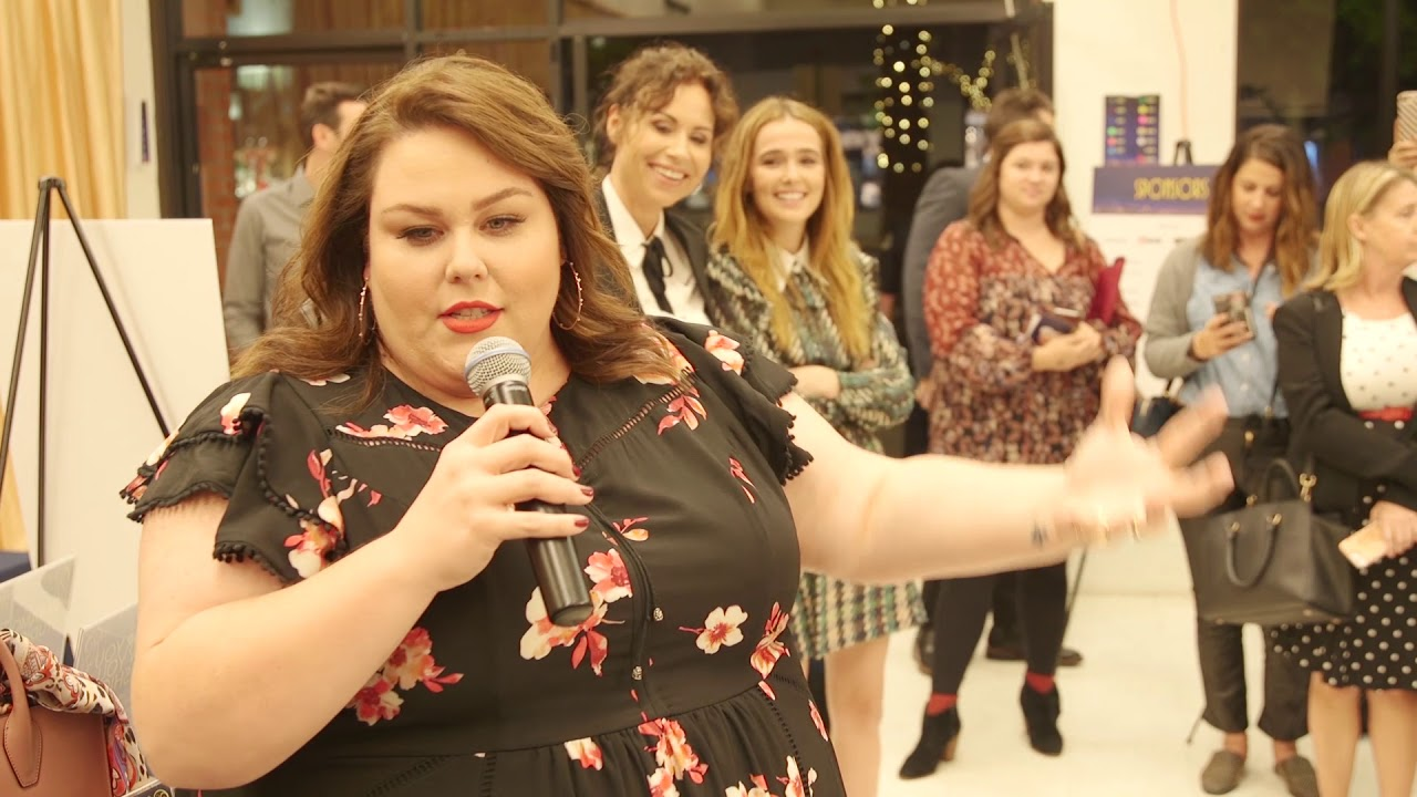Shop For Success VIP Night with Chrissy Metz, Zoey Deutch & Minnie Driver